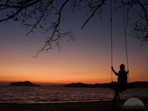 sunset-swing-koh-mak