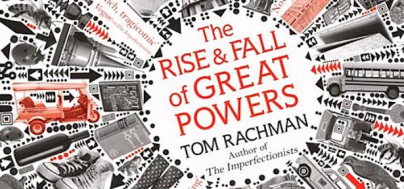 Tom Rachman Quote