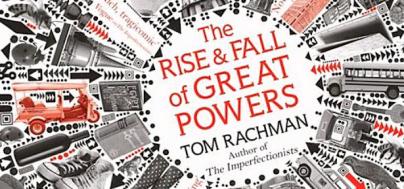 Tom Rachman Quote